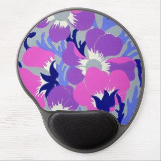 Windflowers Gel Mouse Mat
