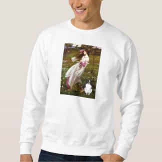 Windflowers - Japanese Chin 3 Sweatshirt