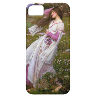 Windflowers John William Waterhouse Iphone Case