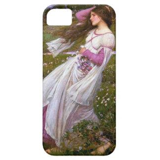 Windflowers por el Waterhouse de Juan iPhone 5 Case-Mate Protectores