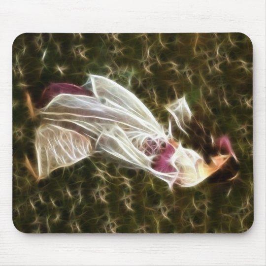 Windflowers Waterhouse Fractal Painting Mouse Pad