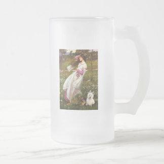 Windflowers - Westie 1 Coffee Mugs