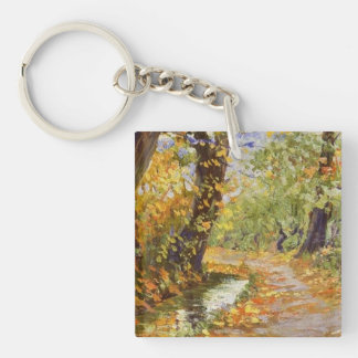 Winding Brook Keychain