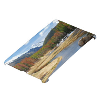 Winding Colorado River With Mountains and Pines iPad Mini Cover