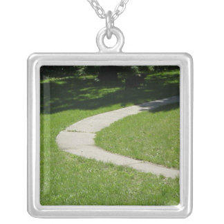 Winding Path necklace