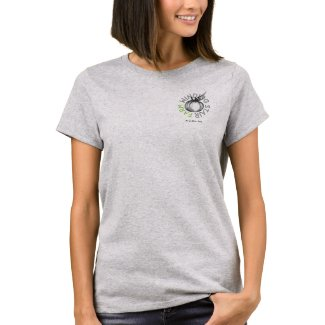 Winding Stair Farm logo with hand-drawn tomato T-Shirt
