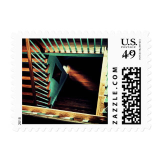 Winding Stairs Deception Postage
