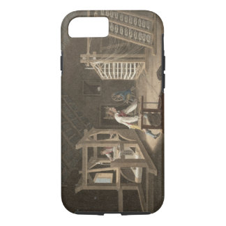 Winding, Warping with a New Improved Warping Mill iPhone 8/7 Case