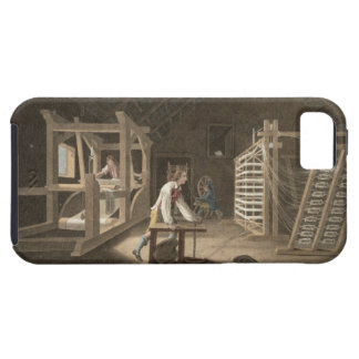 Winding, Warping with a New Improved Warping Mill iPhone SE/5/5s Case