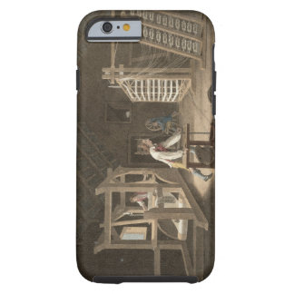 Winding, Warping with a New Improved Warping Mill Tough iPhone 6 Case