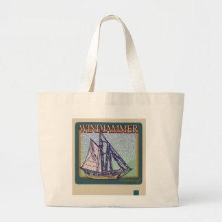 Windjammer Large Tote Bag