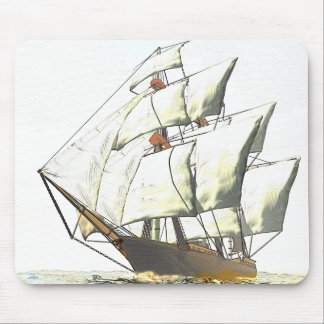 Windjammer Mouse Pad
