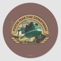 Windlifer Badge Classic Round Sticker