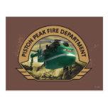 Windlifer Badge Post Card