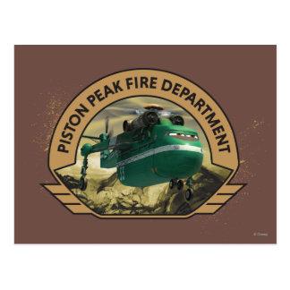 Windlifer Badge Postcard