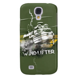 Windlifter Graphic Samsung Galaxy S4 Cover