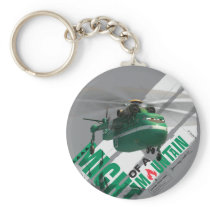 Windlifter Might Of A Mountain Keychain