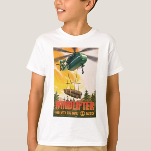 Windlifter _ One With The Wind T_Shirt