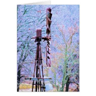 Windmill 2 card