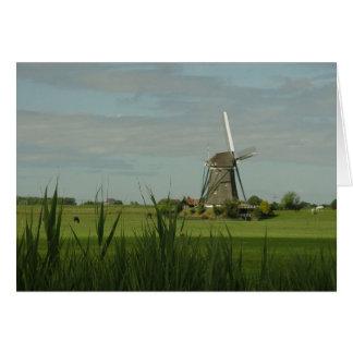 Windmill #5 card