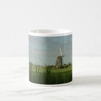 Windmill #5 coffee mug