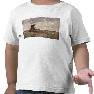 Windmill at Leidschendam T Shirt
