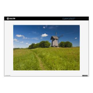 """Windmill at Mikhailovskoye Decal For 15"""" Laptop"""