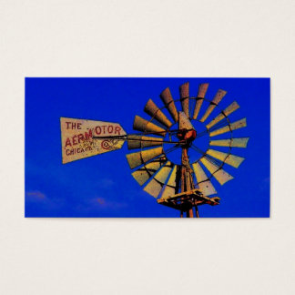 Windmill Business Card