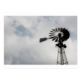 """windmill"" by Coressel Productions Postcard"