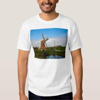 Windmill by the Isjel Meer T-shirt
