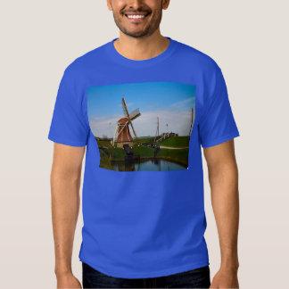 Windmill by the Isjel Meer Tee Shirt