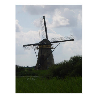 Windmill from Holland Postcard