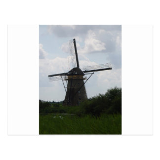 Windmill from Holland Postcards