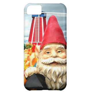 Windmill Gnome Cover For iPhone 5C