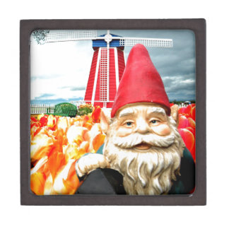 Windmill Gnome Gift Box