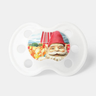 Windmill Gnome Pacifier