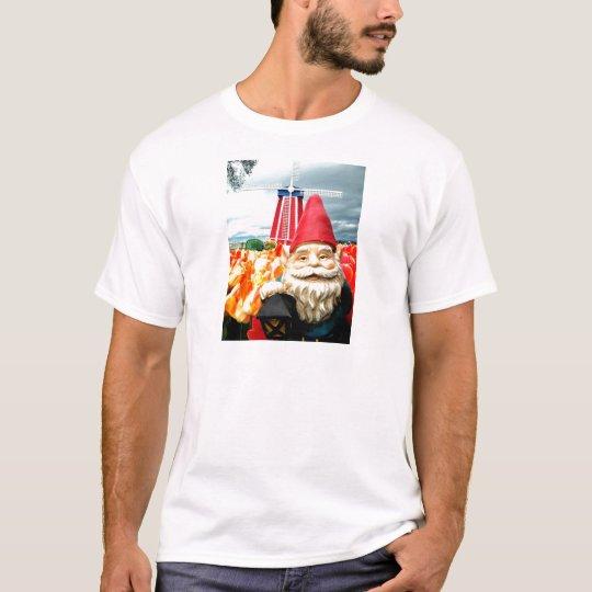 Windmill Gnome T-Shirt