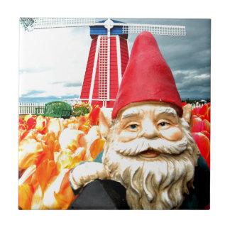 Windmill Gnome Tile