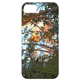 WINDMILL HIDING BEHIND TREES RURAL AUSTRALIA iPhone SE/5/5s CASE