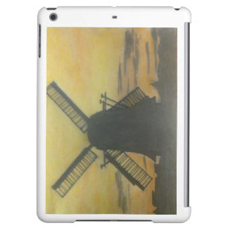 windmill in Holland iPad Air Cases