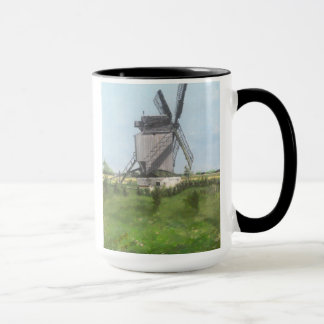 windmill in Holland Mug