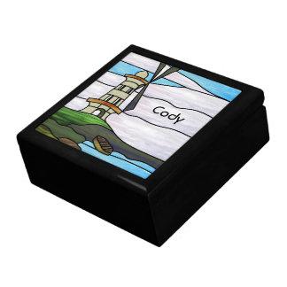 Windmill Lake Wooden Box