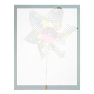 Windmill Personalized Letterhead
