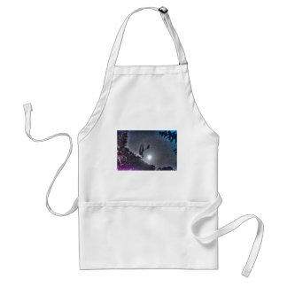 WINDMILL & MOON AUSTRALIA WITH ART EFFECTS ADULT APRON