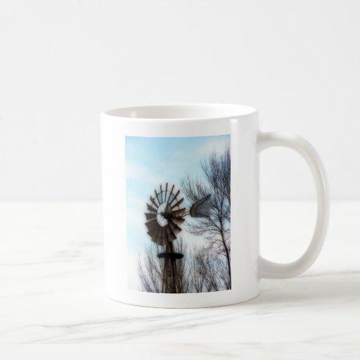 Windmill Coffee Mugs