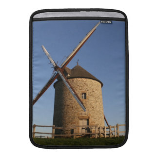 Windmill of Moidrey, Normandy, France MacBook Sleeves