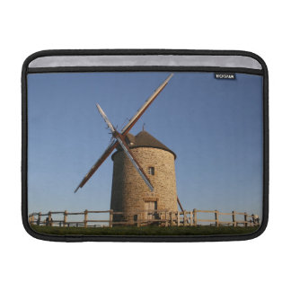 Windmill of Moidrey, Normandy, France MacBook Air Sleeves