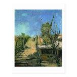 Windmill on Montmartre, Vincent van Gogh Postcards