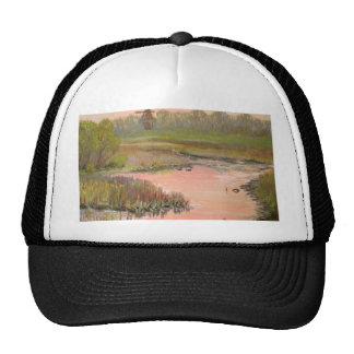 Windmill on the Waterfront Mesh Hat