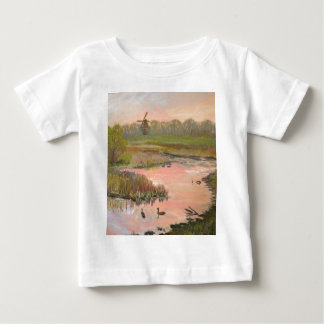 Windmill on the Waterfront Tee Shirt
